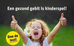 meisje duimen omhoog knmt wereld gezondheidsdag